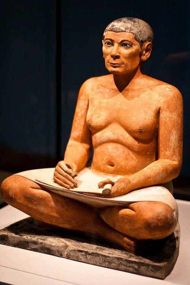 Bạn đã biết gì về 15 kiệt tác nghệ thuật ở Bảo tàng Louvre, Pháp chưa? - Ảnh 4.