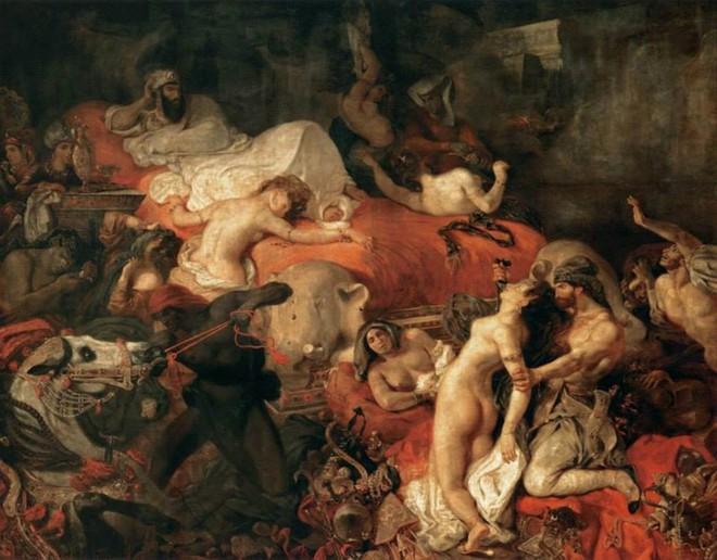 Bạn đã biết gì về 15 kiệt tác nghệ thuật ở Bảo tàng Louvre, Pháp chưa? - Ảnh 5.