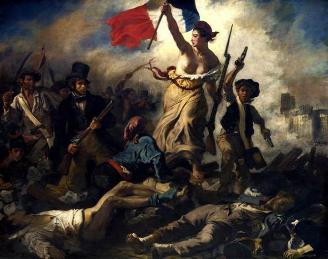 Bạn đã biết gì về 15 kiệt tác nghệ thuật ở Bảo tàng Louvre, Pháp chưa? - Ảnh 6.