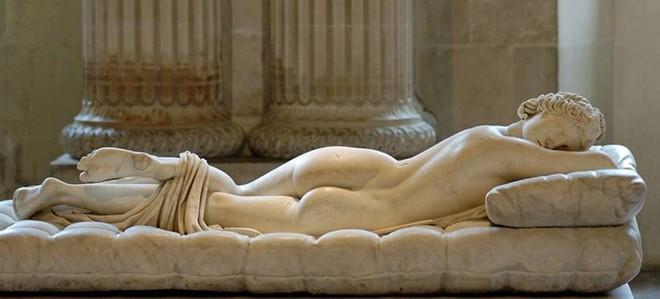 Bạn đã biết gì về 15 kiệt tác nghệ thuật ở Bảo tàng Louvre, Pháp chưa? - Ảnh 7.