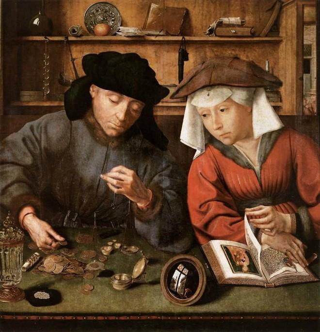 Bạn đã biết gì về 15 kiệt tác nghệ thuật ở Bảo tàng Louvre, Pháp chưa? - Ảnh 8.