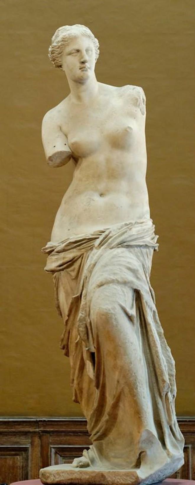 Bạn đã biết gì về 15 kiệt tác nghệ thuật ở Bảo tàng Louvre, Pháp chưa? - Ảnh 9.