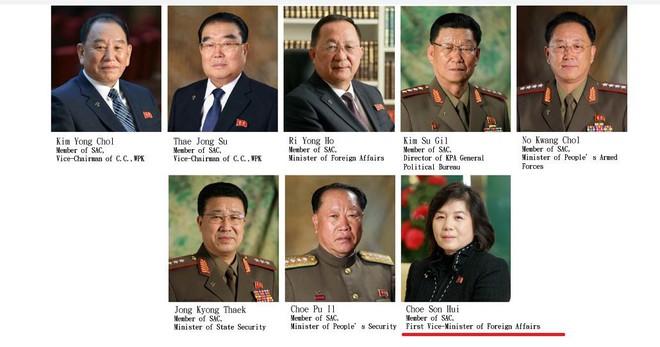 Ông Kim Jong Un toan tính gì khi ưu ái bóng hồng quyền lực của giới ngoại giao Triều Tiên? - Ảnh 1.