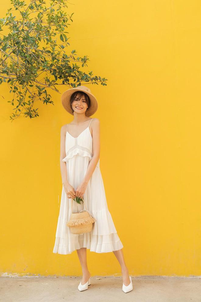 Cặp chân dài Vietnams Next Top Model cùng khoe gu ăn vận tinh tế - Ảnh 10.