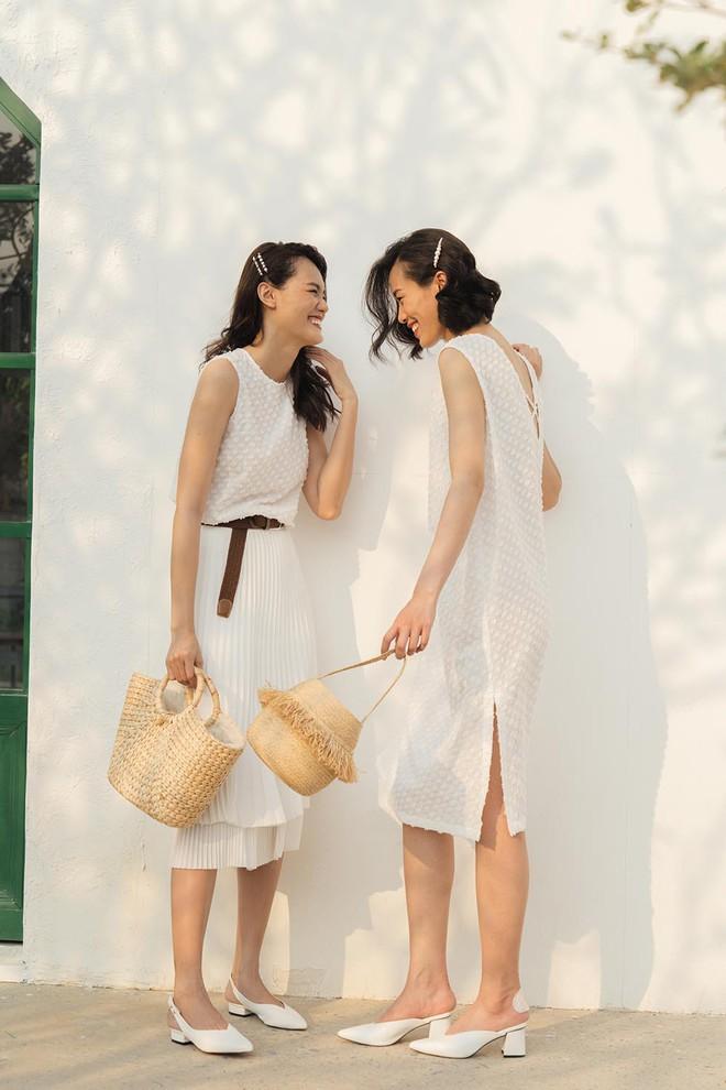 Cặp chân dài Vietnams Next Top Model cùng khoe gu ăn vận tinh tế - Ảnh 6.
