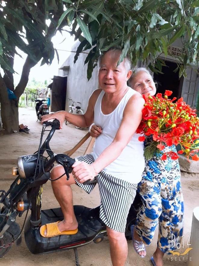 Chuyện tình của đôi vợ chồng già khiến nhiều người trẻ bây giờ đuổi mãi không kịp - Ảnh 1.