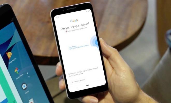 Biến smartphone Android thành khóa bảo mật cho tài khoản Google - Ảnh 1.