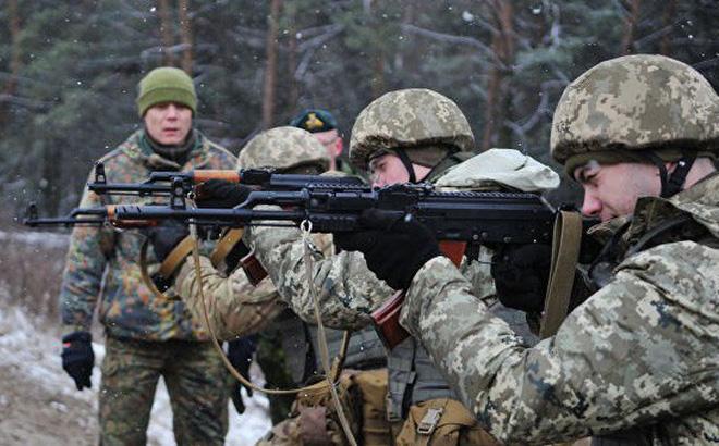 Vụ tiểu đoàn trưởng Ukraine trúng đạn của cấp dưới ở Donbass: Quân Ukraine đang tự triệt tiêu nhau?