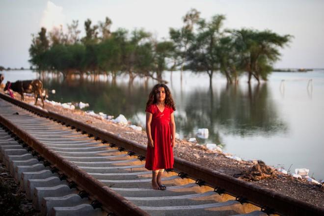 7 ngày qua ảnh: Nữ du khách Trung Quốc tham gia lễ hội té nước ở Thái Lan - Ảnh 7.
