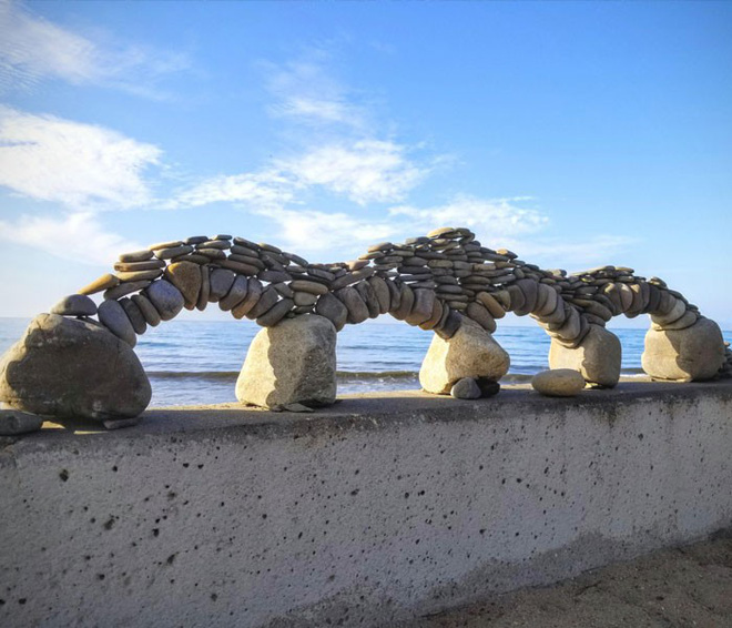 Chùm ảnh: Những tác phẩm nghệ thuật siêu thực nhất của tạo hóa mà con người từng tìm thấy được trên bãi biển - Ảnh 3.