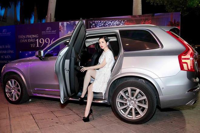 Nhan sắc không tuổi và khối tài sản khủng của Hoa hậu Đền Hùng Giáng My  - Ảnh 18.