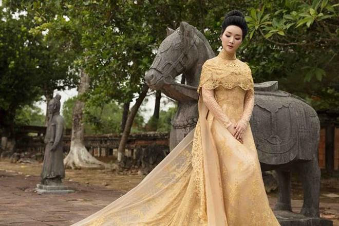 Nhan sắc không tuổi và khối tài sản khủng của Hoa hậu Đền Hùng Giáng My  - Ảnh 21.