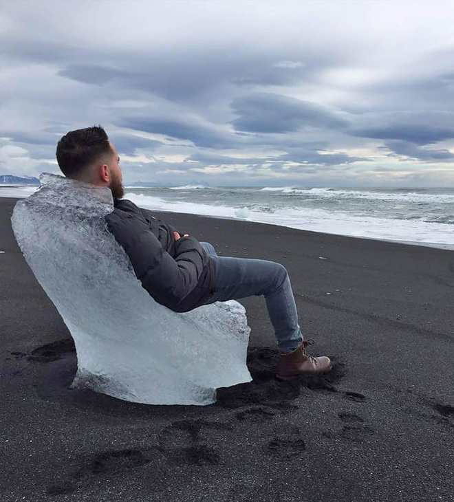 Chùm ảnh: Những tác phẩm nghệ thuật siêu thực nhất của tạo hóa mà con người từng tìm thấy được trên bãi biển - Ảnh 5.
