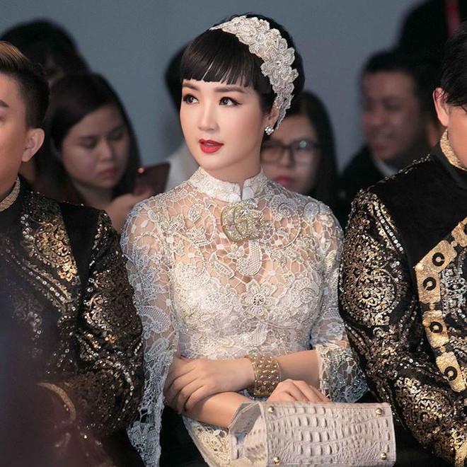 Nhan sắc không tuổi và khối tài sản khủng của Hoa hậu Đền Hùng Giáng My  - Ảnh 10.
