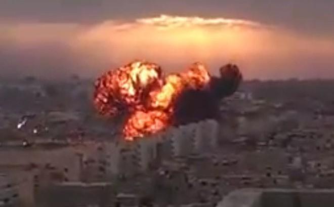Chiến đấu cơ của quân đội Haftar bị bắn hạ gần Tripoli?