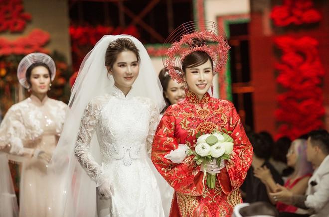Hoa hậu Hoàng Dung e ấp và hạnh phúc trong ngày Vu quy - Ảnh 9.