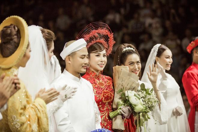Hoa hậu Hoàng Dung e ấp và hạnh phúc trong ngày Vu quy - Ảnh 10.