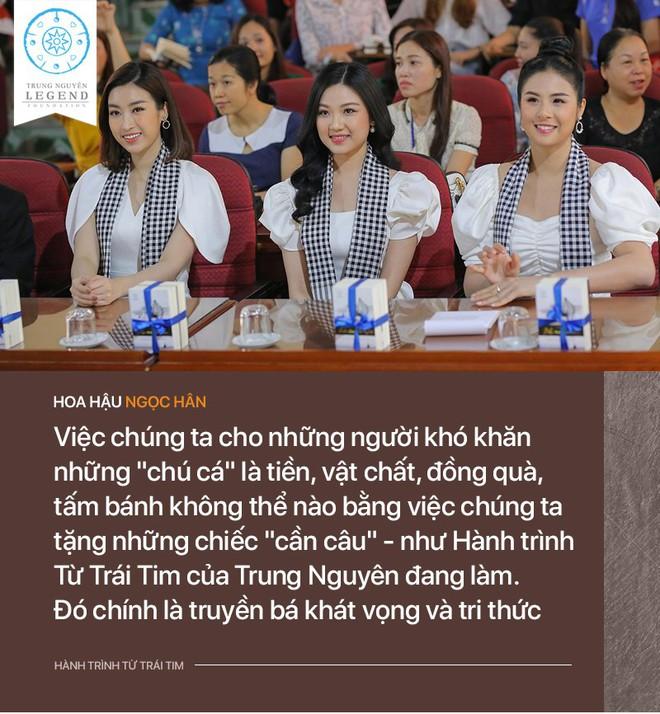 Cuộc đối đáp thú vị với 2 hoa hậu và nữ diễn viên:  Vì sao Đặng Lê Nguyên Vũ không giúp tiền cho sinh viên khởi nghiệp? - Ảnh 1.