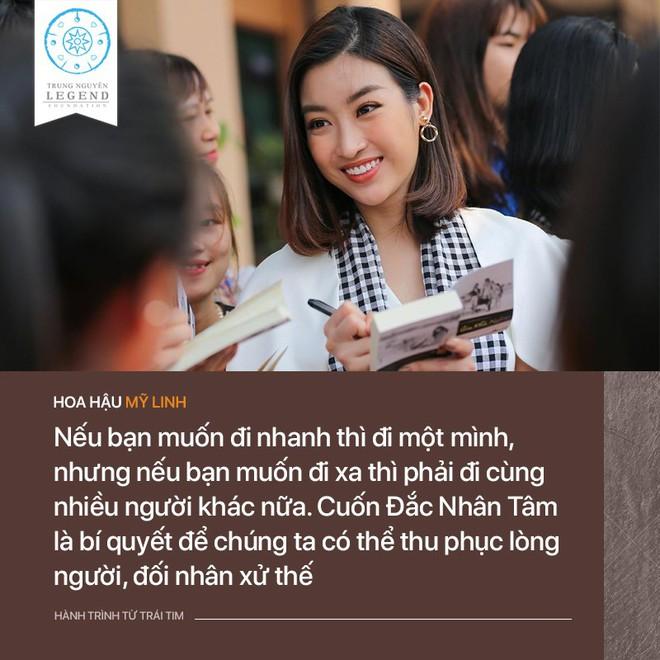 Cuộc đối đáp thú vị với 2 hoa hậu và nữ diễn viên:  Vì sao Đặng Lê Nguyên Vũ không giúp tiền cho sinh viên khởi nghiệp? - Ảnh 2.