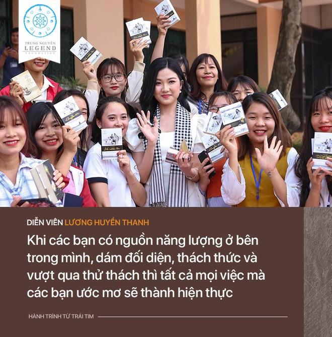 Cuộc đối đáp thú vị với 2 hoa hậu và nữ diễn viên:  Vì sao Đặng Lê Nguyên Vũ không giúp tiền cho sinh viên khởi nghiệp? - Ảnh 4.