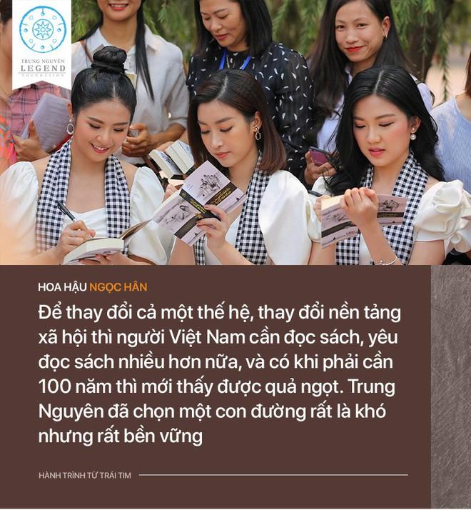 Cuộc đối đáp thú vị với 2 hoa hậu và nữ diễn viên:  Vì sao Đặng Lê Nguyên Vũ không giúp tiền cho sinh viên khởi nghiệp? - Ảnh 6.