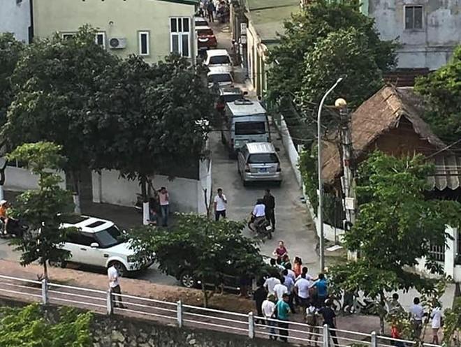 Hàng trăm cảnh sát vây bắt nhóm đối tượng cất giấu 6 tạ ma túy - Ảnh 1.