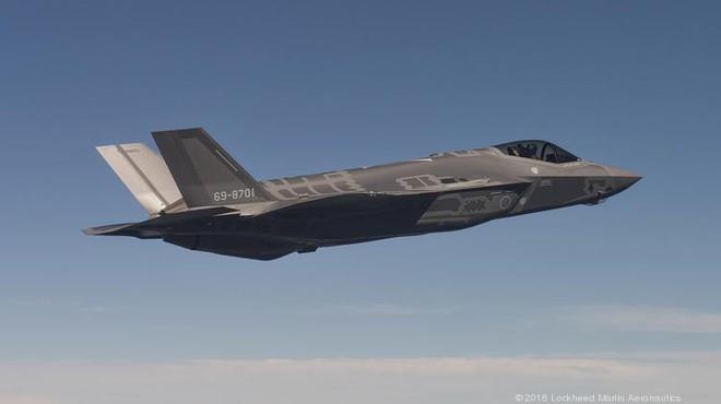 Dốc toàn lực vẫn không thấy tăm hơi, F-35A Nhật Bản liệu có bị Trung Quốc đánh cắp? - Ảnh 2.