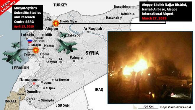 Triển khai tên lửa S-300 ở Syria là việc của Nga, đánh Syria là việc của Israel! - Ảnh 2.