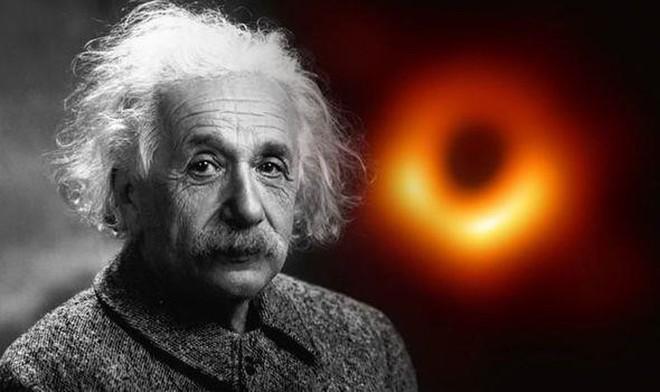 Định nghĩa lỗ đen chính xác không thể tin nổi của Einstein 100 năm trước - Ảnh 1.