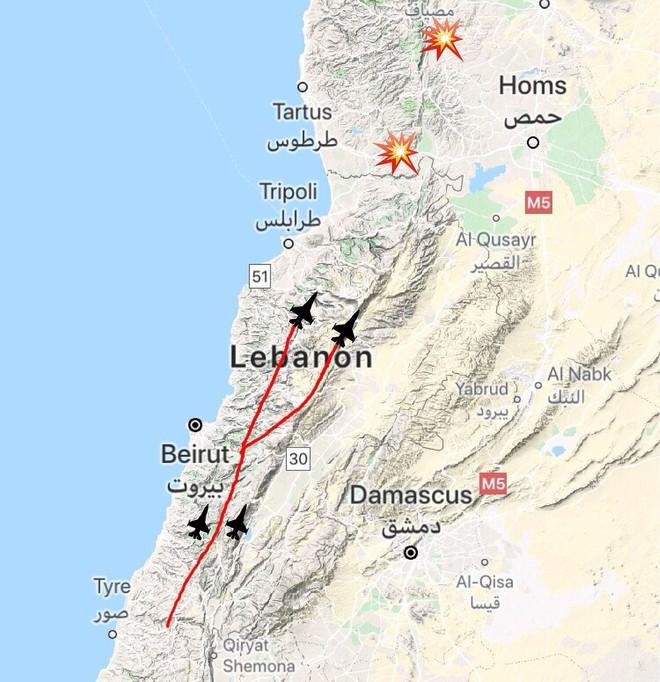 Ảnh vệ tinh chứng minh Israel hủy diệt mục tiêu Iran chính xác tuyệt đối - Ảnh 1.