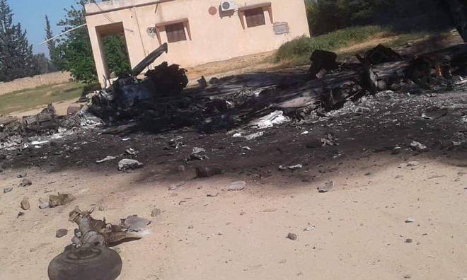 Chiến đấu cơ của quân đội Haftar vừa rơi là loại gì? Bị vũ khí nào bắn hạ? - Ảnh 5.