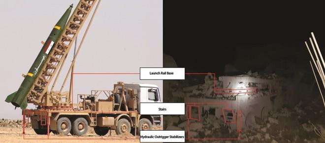 Ảnh vệ tinh chứng minh Israel hủy diệt mục tiêu Iran chính xác tuyệt đối - Ảnh 4.