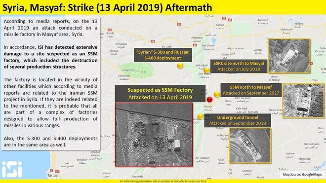 Ảnh vệ tinh chứng minh Israel hủy diệt mục tiêu Iran chính xác tuyệt đối - Ảnh 5.