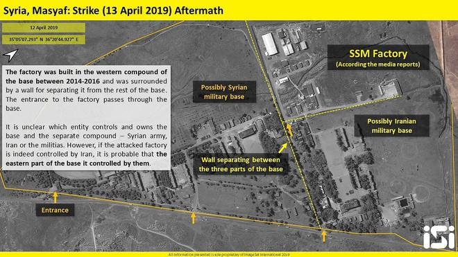 Ảnh vệ tinh chứng minh Israel hủy diệt mục tiêu Iran chính xác tuyệt đối - Ảnh 6.