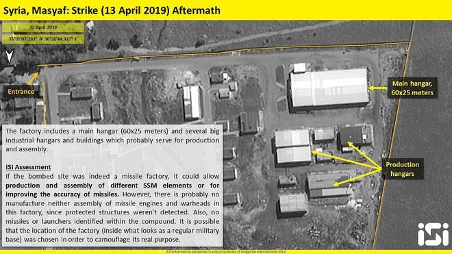Ảnh vệ tinh chứng minh Israel hủy diệt mục tiêu Iran chính xác tuyệt đối - Ảnh 7.