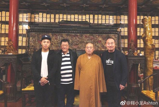Cha Thích Tiểu Long: Thân thế khủng, là đại cao thủ Thiếu Lâm, gia sản đủ mua cả con phố sầm uất - Ảnh 3.