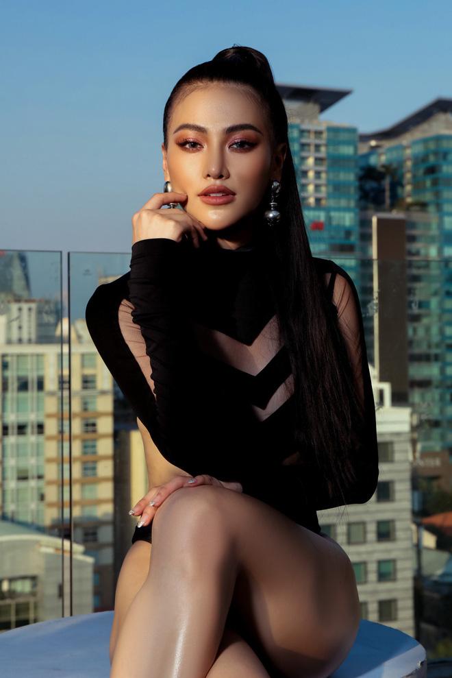 Hoa hậu Phương Khánh tung loạt ảnh mặc bikini nóng bỏng - Ảnh 11.
