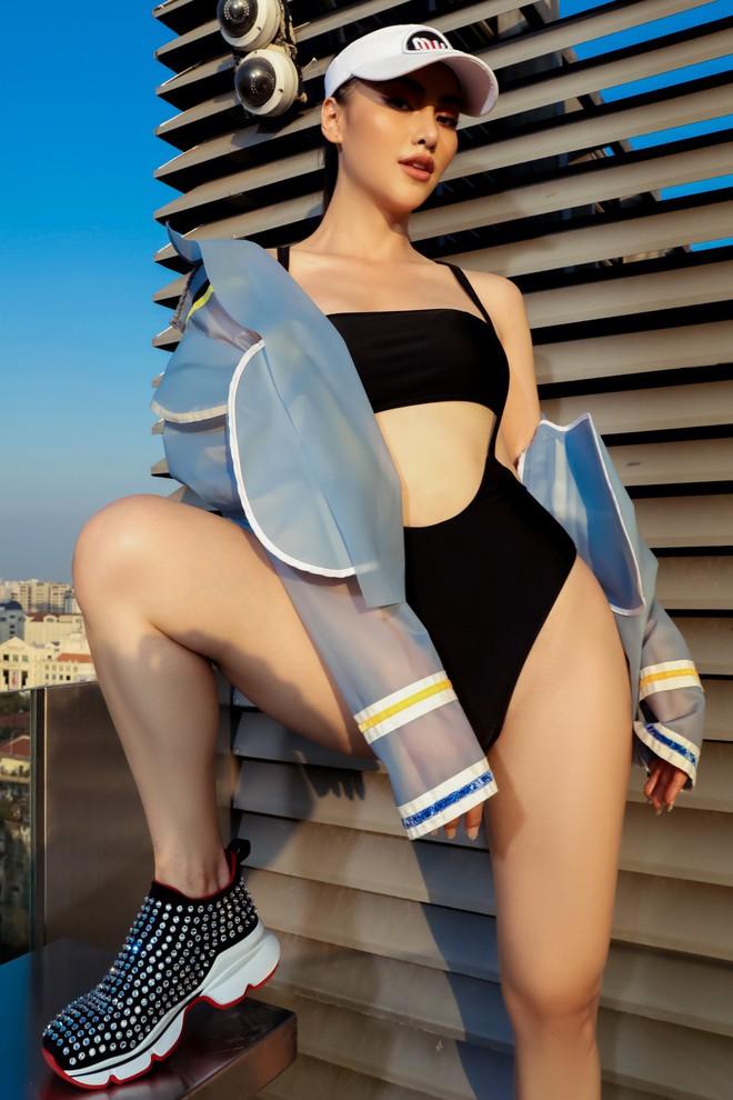 Hoa hậu Phương Khánh tung loạt ảnh mặc bikini nóng bỏng - Ảnh 8.