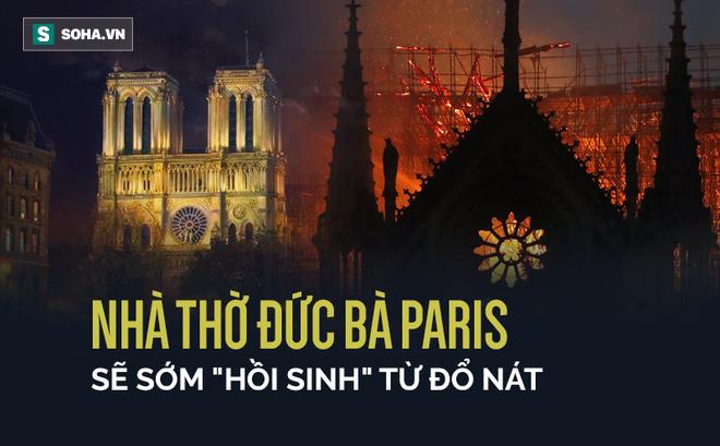 """Napoléon, Victor Hugo đã """"cứu"""" Nhà thờ Đức Bà như thế nào?"""