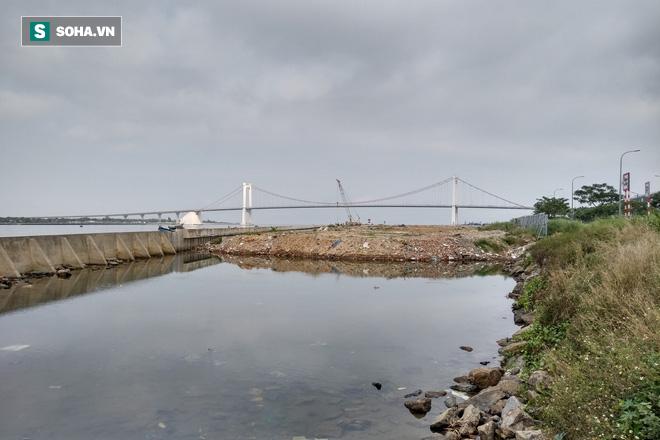 Lấn sông Hàn làm dự án rồi phân lô bán nền - Ảnh 4.