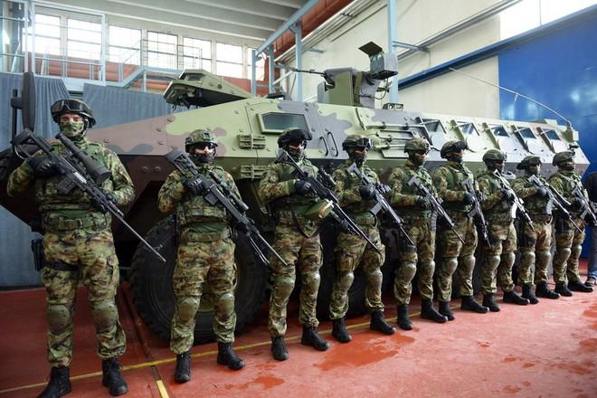 Tia lửa cho thùng thuốc súng Balkan: Liệu Nga có đứng sau Serbia đè bẹp quân đội Kosovo? - Ảnh 6.