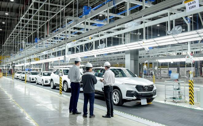 VinFast: Tốc độ kỷ lục,  kỳ tích trong ngành ô tô thế giới