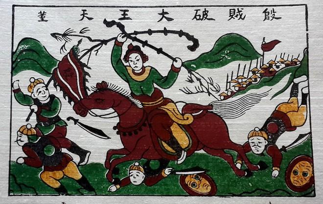 Vô hình nhưng vô địch - đây là vũ khí của người Việt khiến giặc phương Bắc khiếp đảm - Ảnh 1.