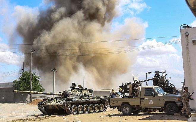 """Không can thiệp """"mạnh"""" như Syria, Nga dùng chiến thuật """"khác biệt"""" ở Libya?"""