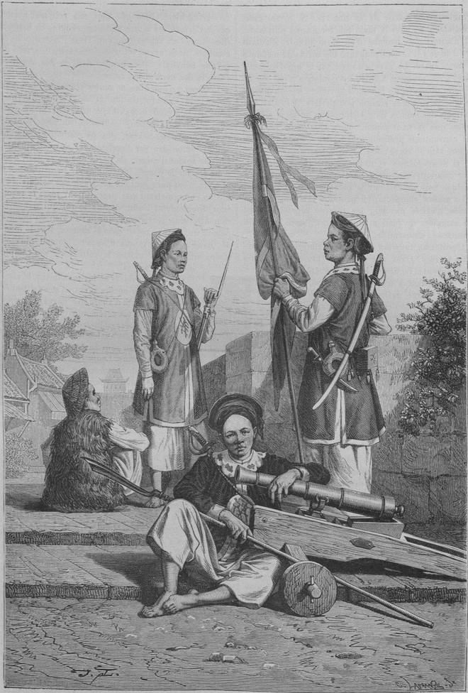 Thực dân Pháp câu kết Tây Ban Nha, đem chiến thuyền hùng hậu tấn công Đà Nẵng - Ảnh 1.