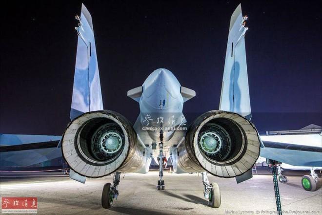Trung Quốc đập nguyên con tiêm kích Su-35 Nga: Lấy sạch công nghệ - Viễn cảnh kinh hoàng? - Ảnh 4.