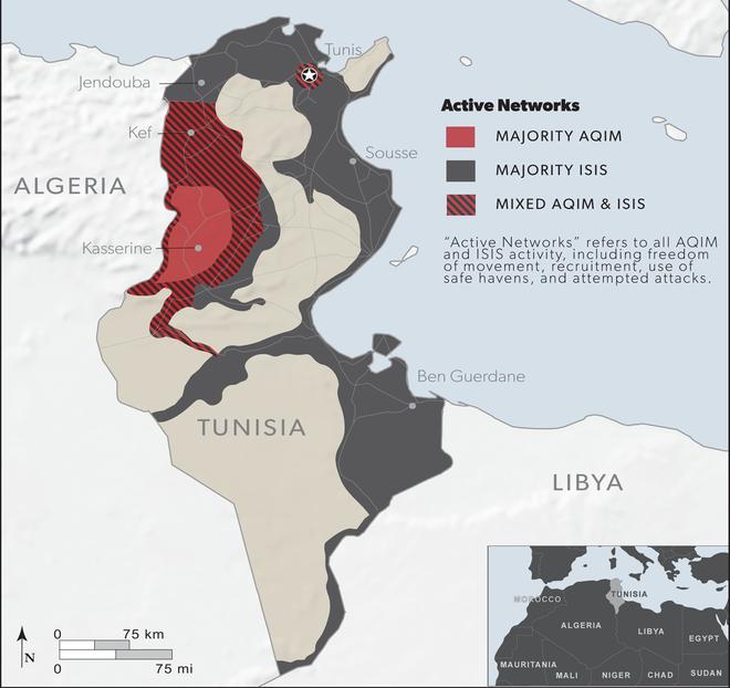 Sau Syria và Libya, liệu lửa có cháy tới nhà cung cấp chiến binh IS lớn nhất toàn cầu? - Ảnh 1.