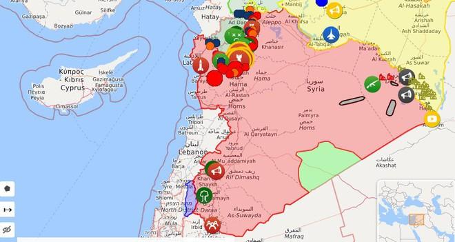 Quân đội Syria phát lệnh báo động đỏ - Sẵn sàng chiến đấu cao nhất ở Aleppo - Ảnh 1.