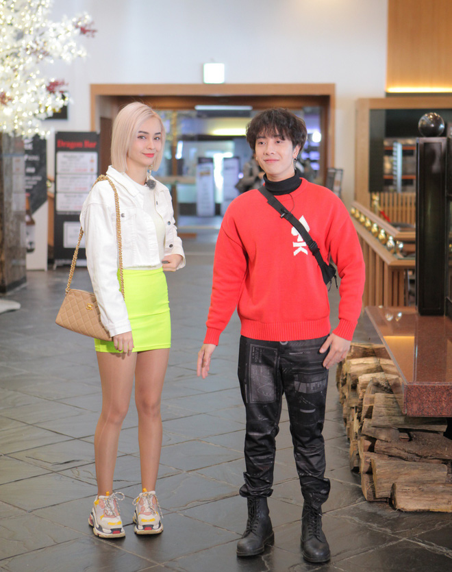 Ca sĩ MLee, Nicky (Monstar) được đài truyền hình nổi tiếng Hàn Quốc mời ghi hình - Ảnh 3.