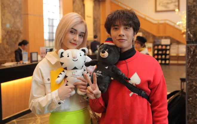 Ca sĩ MLee, Nicky (Monstar) được đài truyền hình nổi tiếng Hàn Quốc mời ghi hình - Ảnh 1.